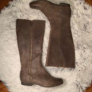 5140b838d87 Clarks Women s Indigo Equestrian BOOTS Leather